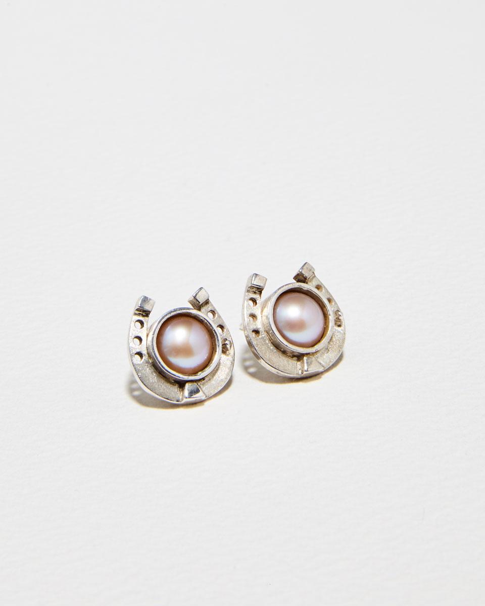 Horseshoe Earring
