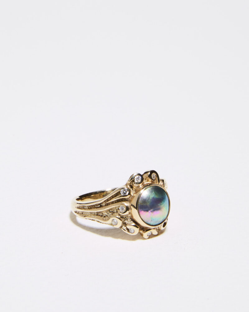 empress pearl and diamond ring1